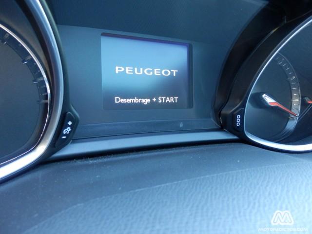 Prueba: Peugeot 308 1.6 THP (diseño, habitáculo, mecánica) 7