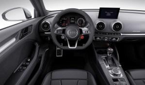 Audi A3 Clubsport Quattro Concept: 525 CV bajo el traje Sedán