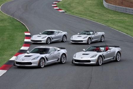 2015 Chevrolet Corvette Lineup