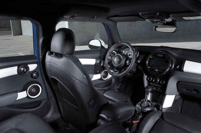 MINI 5 puertas: Continúa creciendo la gama de la nueva generación 3