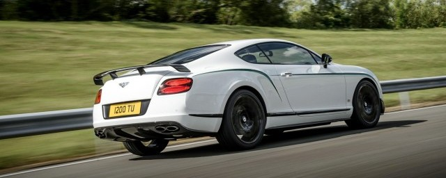 Oficial: Bentley Continental GT3-R 2