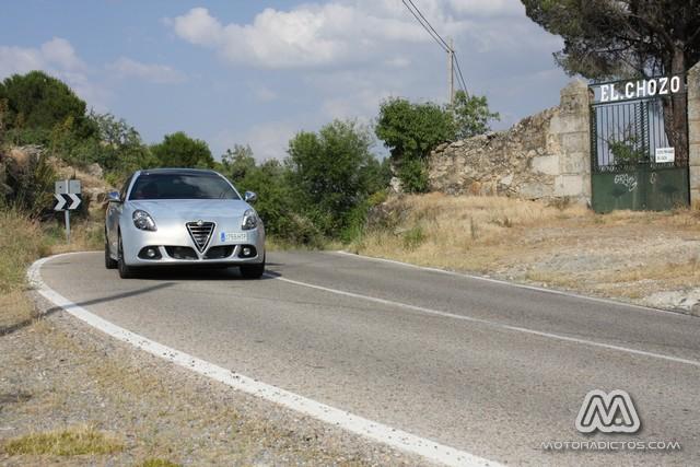 Prueba: Alfa Romeo Giulietta 2.0 JTDm 150 CV (equipamiento, comportamiento, conclusión) 6