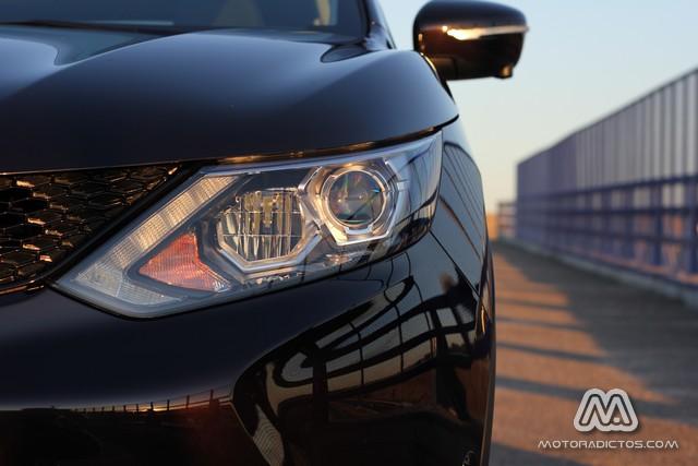 Prueba: Nissan Qashqai dCi 130 CV 4x4i (equipamiento, comportamiento, conclusión) 7