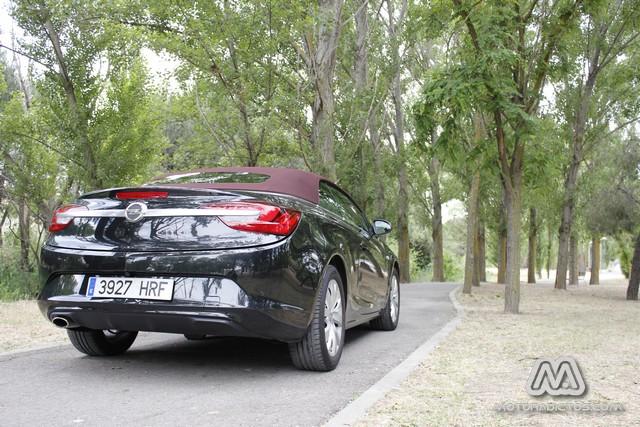 Prueba: Opel Cabrio 1.4 140 CV (diseño, habitáculo, mecánica) 6