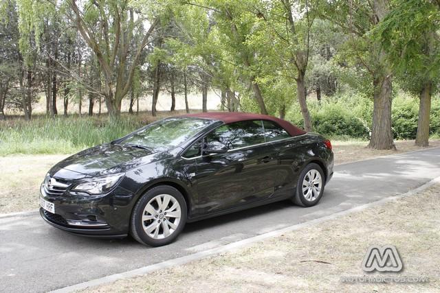 Prueba: Opel Cabrio 1.4 140 CV (diseño, habitáculo, mecánica) 10