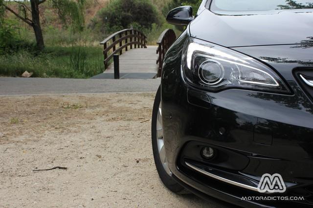 Prueba: Opel Cabrio 1.4 140 CV (equipamiento, comportamiento, conclusión) 4