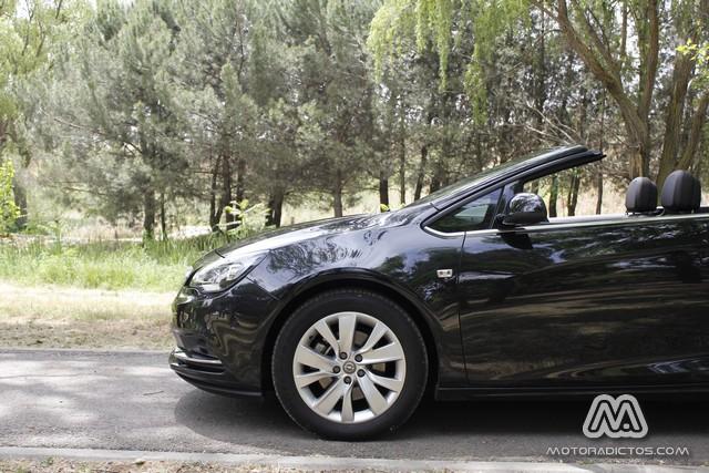 Prueba: Opel Cabrio 1.4 140 CV (equipamiento, comportamiento, conclusión) 6