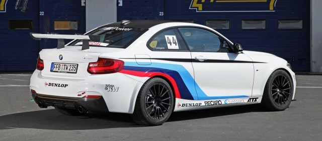 Tuningwerk se atreve con el BMW M235i 3