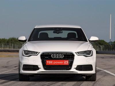 Audi A6 TDI Concept: Exprimiendo aún más las posibilidades de los TDI