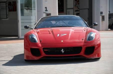 Sale a la venta un Ferrari 599XX