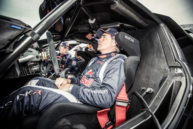 Peugeot correrá el próximo Dakar con un 2008 DKR de propulsión trasera 1