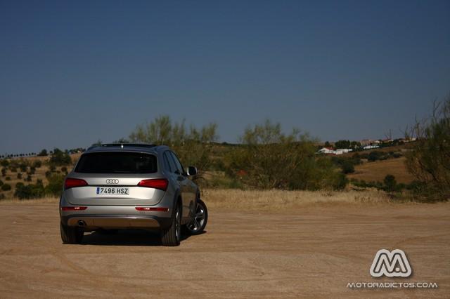 Prueba: Audi Q5 2.0 TDI 177 CV Quattro (equipamiento, comportamiento, conclusión) 8