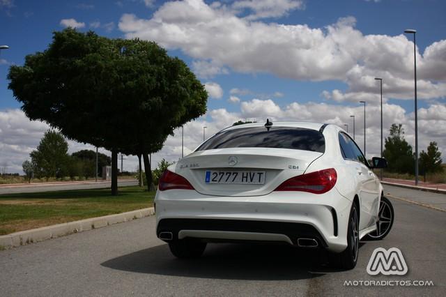 Prueba: Mercedes Benz CLA 220 CDI AMG Line (diseño, habitáculo, mecánica) 6