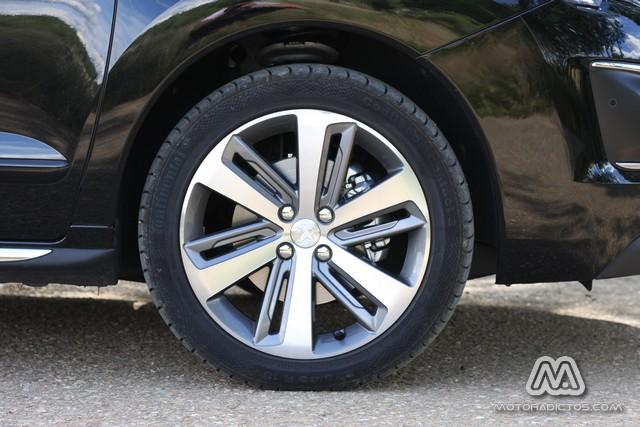 Prueba: Peugeot 3008 HYbrid4 (equipamiento, comportamiento, conclusión) 2