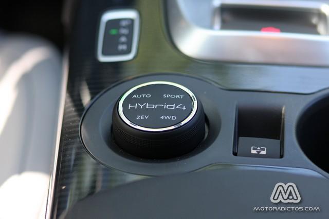 Prueba: Peugeot 3008 HYbrid4 (equipamiento, comportamiento, conclusión) 8