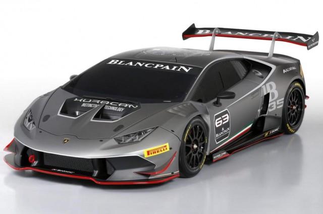 Lamborghini Huracan LP620-2 Super Trofeo, exclusivo para circuito 1