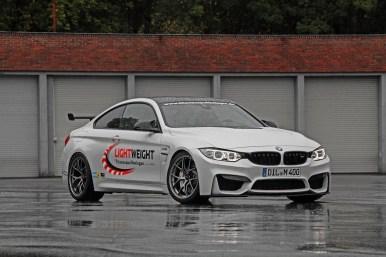 Lightweight nos muestra su BMW M4 de 520 caballos