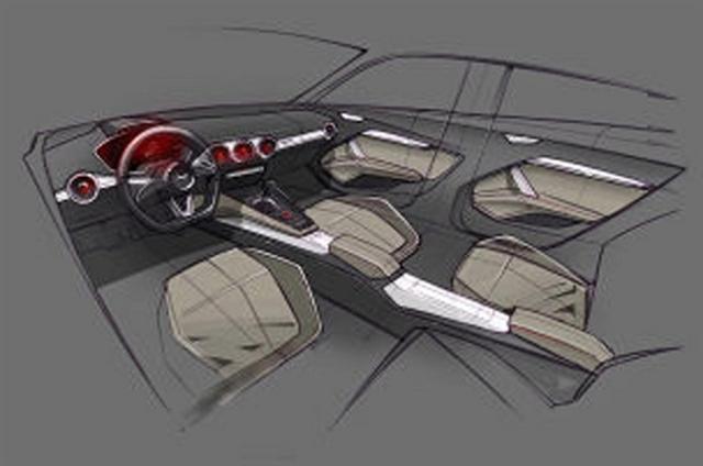 El prototipo Audi TT Sportback estará en París, primeros bocetos oficiales 4