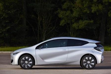 Renault EOLAB concept: Gasta 1l/100 km