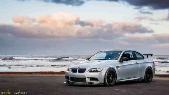 Mode Carbon, mejorando al BMW M3 E92
