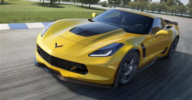 Primeras cifras del Corvette Z06 C8, 0 a 100 en 3 segundos 2