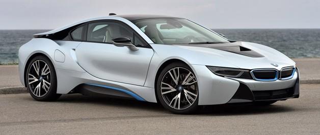 18 meses de espera para hacerte con un BMW i8 1