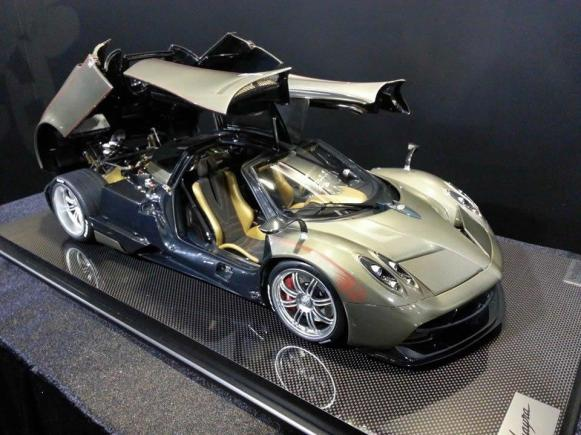 Pagani Huayra Dinastia, exclusivo para China