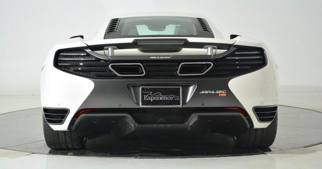A la venta un McLaren 12C High Sport en Estados Unidos 3