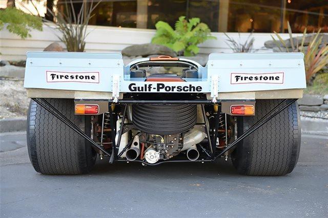 A la venta un Porsche 917K de 1969 pintado con los colores de Gulf 2