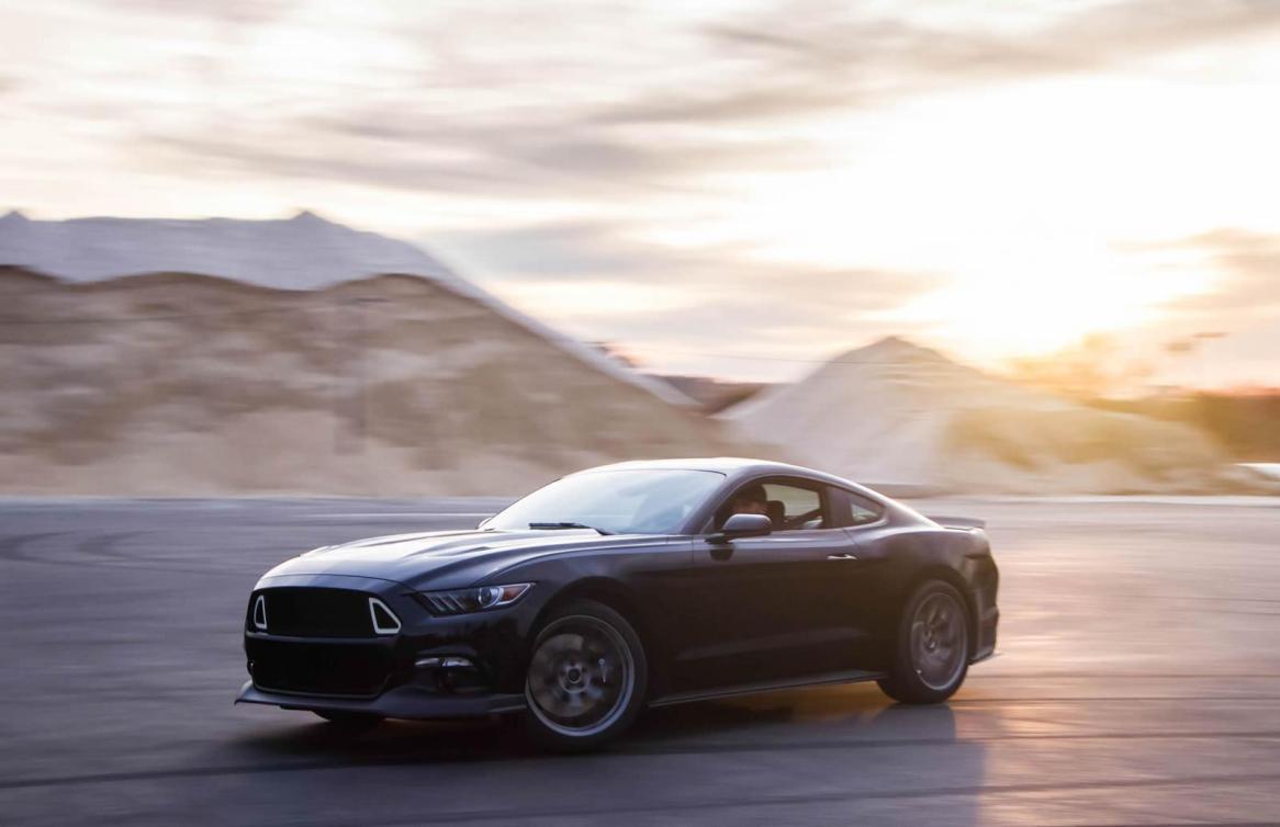 Ford Mustang RTR, ahora con 725 caballos