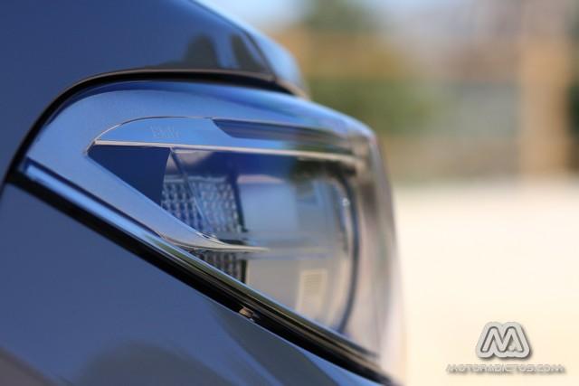 Prueba: BMW 220d 184 CV Modern Line (equipamiento, comportamiento, conclusión) 4