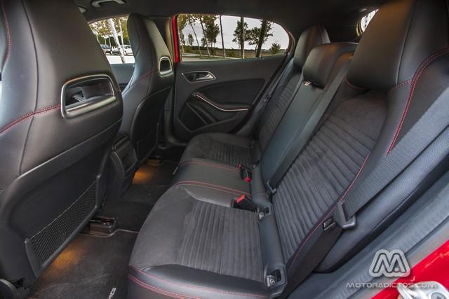 Prueba: Mercedes Benz GLA 220 CDI 4MATIC (diseño, habitáculo, mecánica) 7
