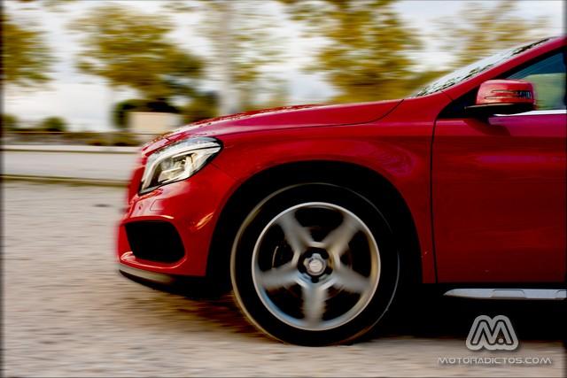 Prueba: Mercedes Benz GLA 220 CDI 4MATIC (equipamiento, comportamiento, conclusión) 3