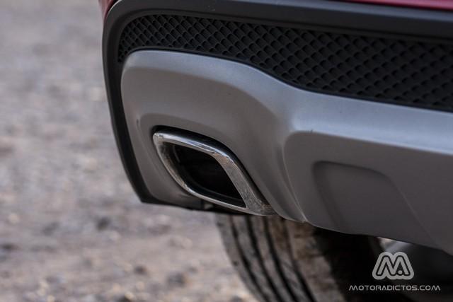 Prueba: Mercedes Benz GLA 220 CDI 4MATIC (equipamiento, comportamiento, conclusión) 5