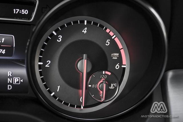 Prueba: Mercedes Benz GLA 220 CDI 4MATIC (equipamiento, comportamiento, conclusión) 7