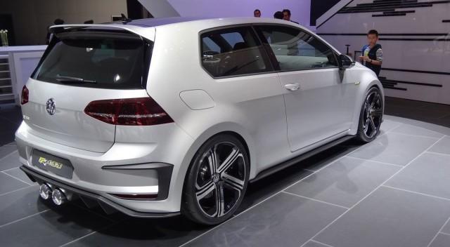 Volkswagen fabricará el Golf R 400 en 2015 2
