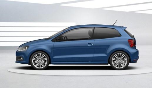 Así es el nuevo Volkswagen Polo Blue GT