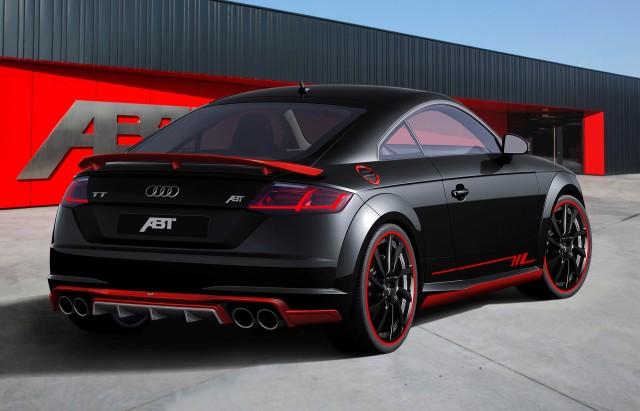 ABT desvela su último proyecto, un Audi TT muy especial 2