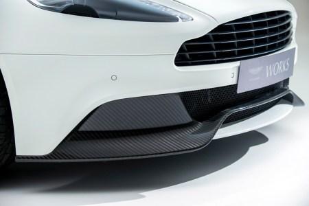 Oficial: Aston Martin Vanquish Works 60 Anniversary