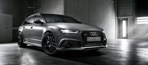 Audi Exclusive nos muestra su impresionante Audi RS6 Avant