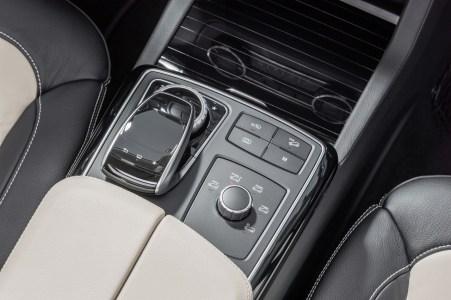 Mercedes-Benz GLE Coupé (2014)