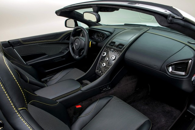 Oficial: Aston Martin Vanquish Works 60 Anniversary 1