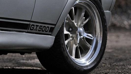 """A la venta el Ford Mustang """"Eleanor"""" de la película 60 segundos"""