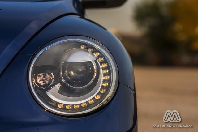 Prueba: Volkswagen Beetle 1.4 TSI 160 CV R-Line (diseño, habitáculo, mecánica) 2