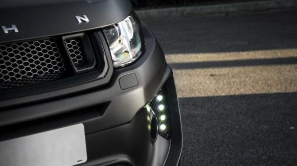 Kahn Design está de vuelta con un Range Rover Evoque bajo el brazo