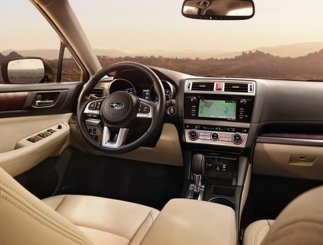Subaru Outback 2015: Un gran paso adelante 1