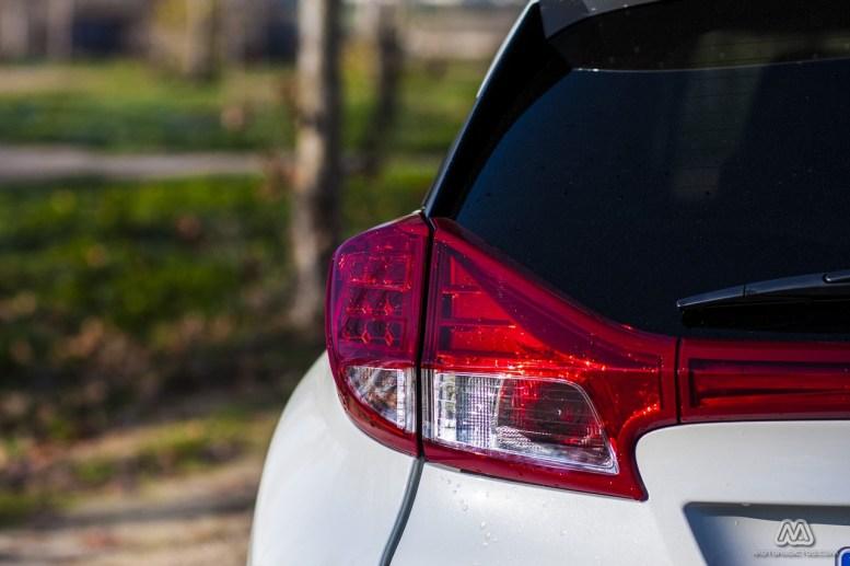 Prueba: Honda Civic Tourer 1.6 i-DTEC 120 CV Lifestyle (equipamiento, comportamiento, conclusión)