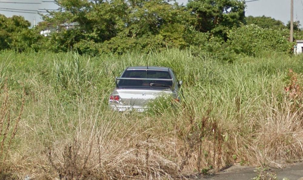 Los coches abandonados de Fukushima (Japón): Dolor a la vista 3