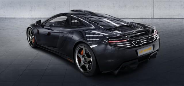 McLaren 650S Le Mans Special Edition, un tributo al F1 GTR 2