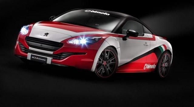 Peugeot RCZ R Bimota, el más potente jamás fabricado 1